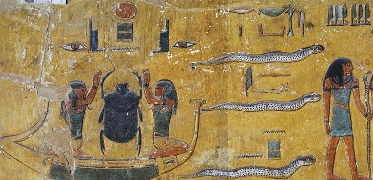 King Sethi I, KV17, West Uaset, Diospolis Megale-Thebes
