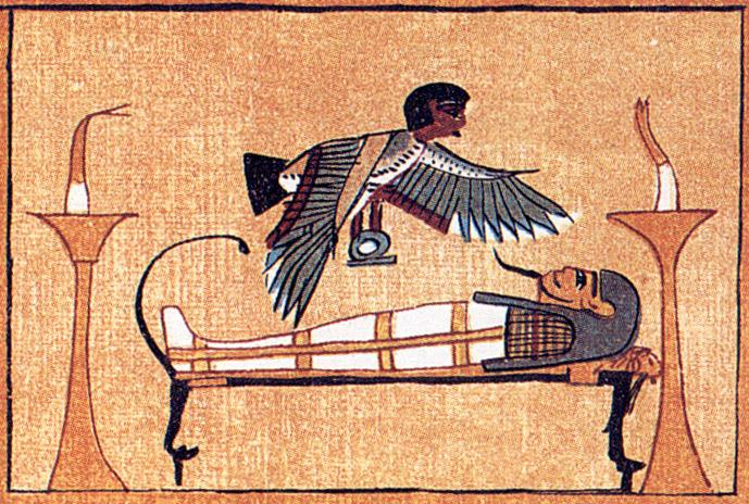 La mort définitive était impensable pour les anciens égyptiens !