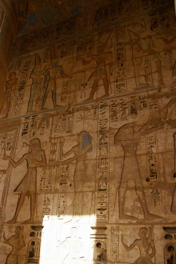 Medinet Habou _ Ramsès III