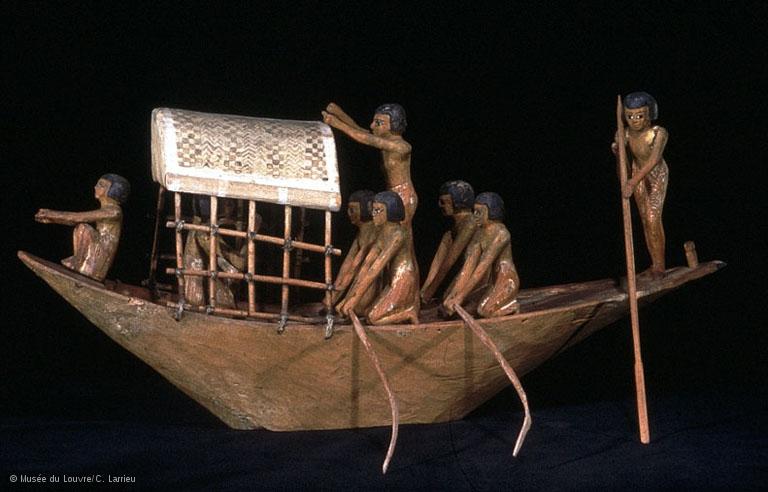 © Musée du Louvre  C. Larrieu
