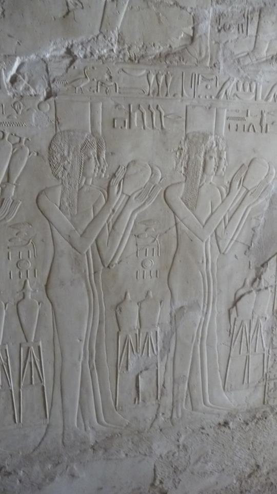 Princesses étrangères du harem d'Amenophis III