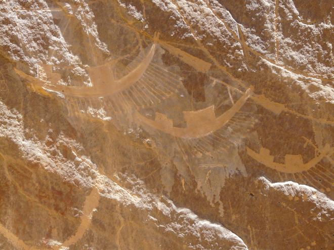 Silsileh Petroglyphe