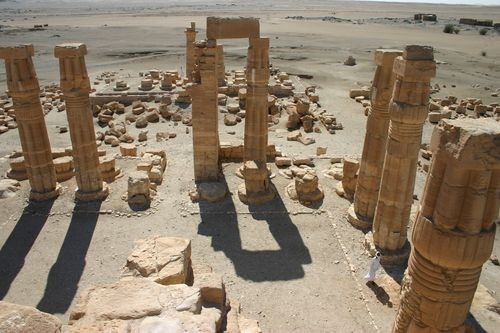 Soleb temple d'Amenhotep III.