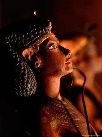 Tutankhamun Ushabti, Museo de Luxor.