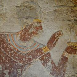 Offrande de Maât à Amon par Ramsès II !