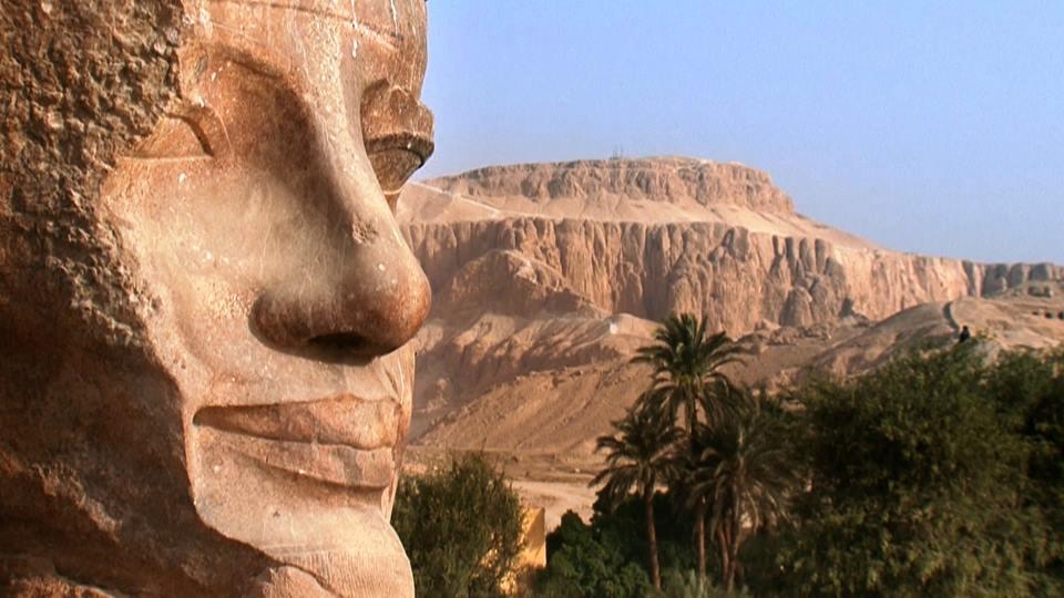 Le roi soleil, Amenhotep III.