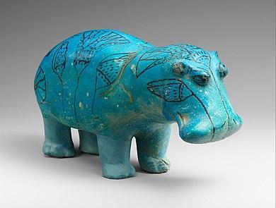 390px standing hippopotamus met dp248993