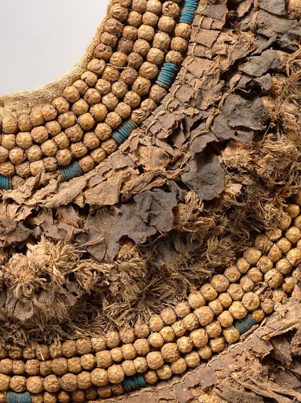 674px floral collar from tutankhamun s embalming cache met dp226381