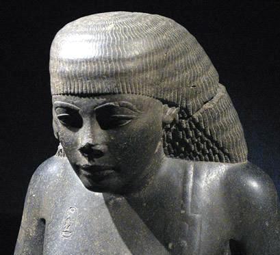 Amenhotep fils de hapou constructeur du temple de millions d annees d amenhotep iii a thebes