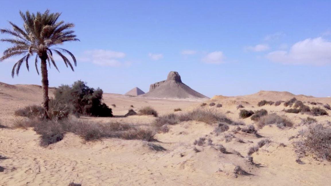 Avril 2017, aurait-on véritablement découvert la pyramide d'une fille de pharaon datée de 3 700 ans ?