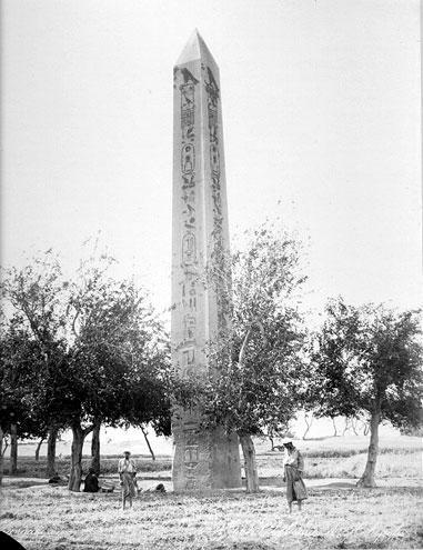 Heliopolis obelisque