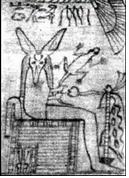 Khentamentyou papyrus caire 40016