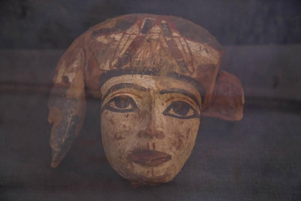 Redécouverte à Draa Abou el-Naga, décembre 2017, deux anciens hypogées de 3500 ans à Thèbes, en Égypte ancienne !