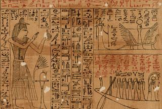 Mariette _ Les papyrus égyptiens du Musée de Boulaq.