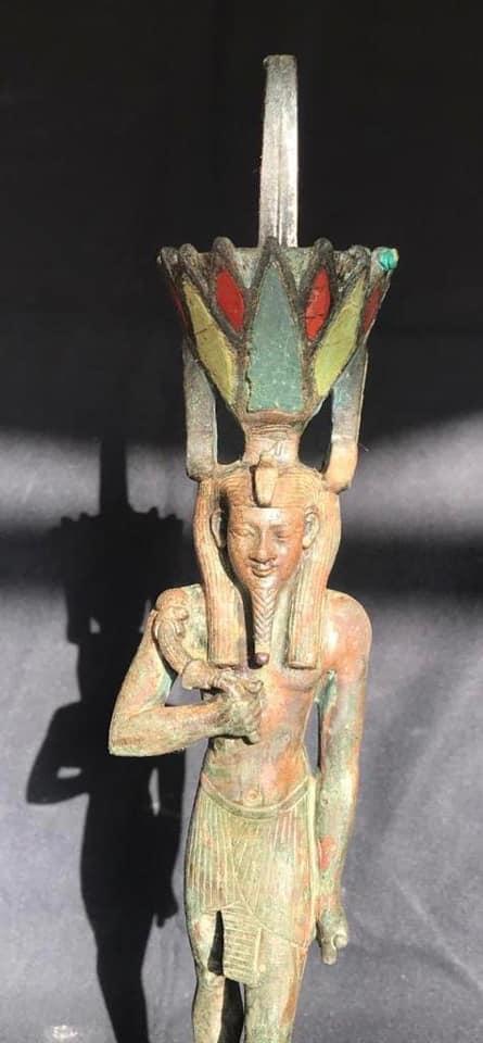 Ministry of tourism and antiquities nefertoum 8 decouvert en 2020