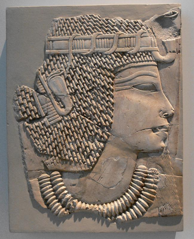 Relief amenhotep iii