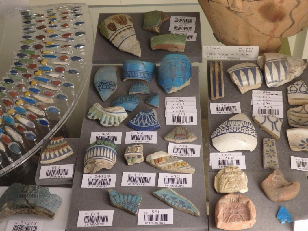 Some artifacts from petrie s excavations